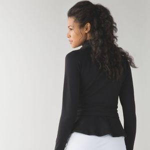 Lululemon Hustle In Your Bustle Jacket Black